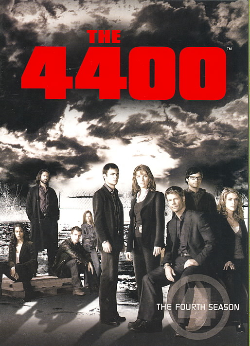 4400:COMPLETE FOURTH SEASON BY 4400 (DVD)
